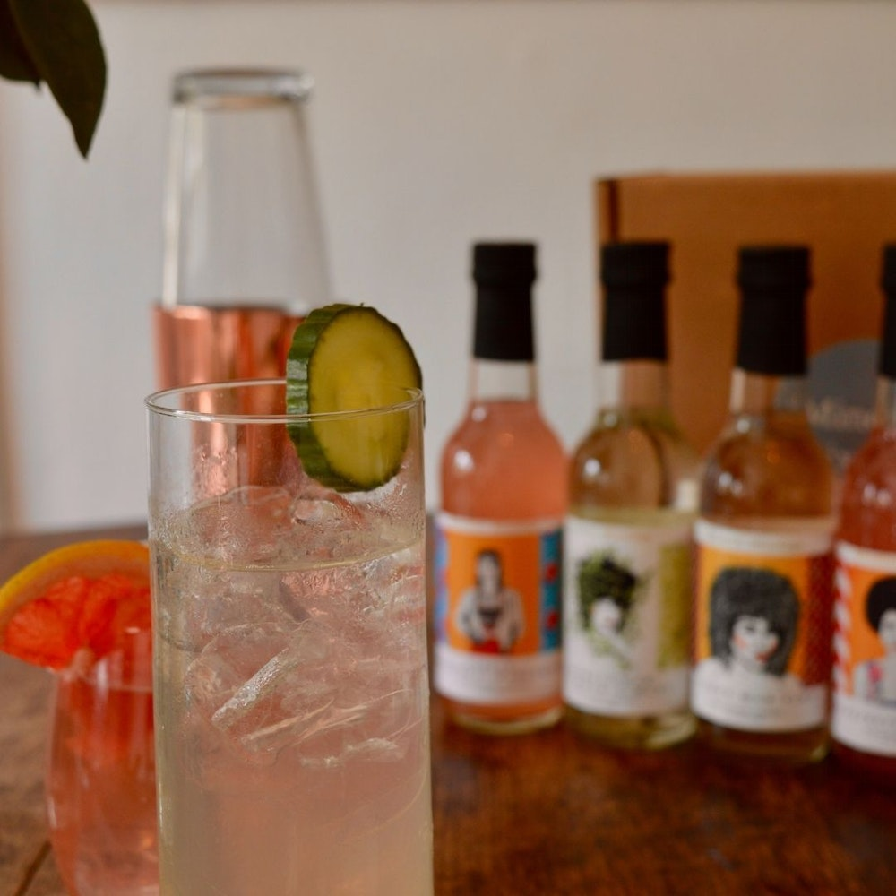 Mindful Mixology Music Lovers Cocktail Set- Feat Norfolk Gin