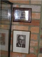 In memory of Dr John Bruce Hamilton Bligh Museum founder