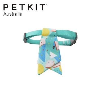 PETKIT Pet Tie Collars - Green Wood