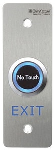 Neptune Touchless Sensor Mullion Mount Exit Button with LED
