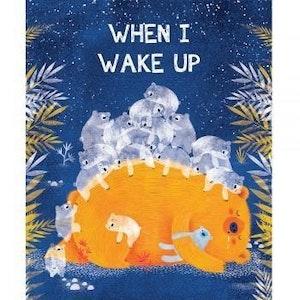Sassi Junior Sassi - When I Wake Up Book