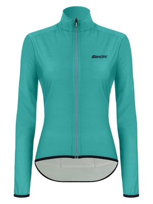 Santini SMS Nebula Puro Womens Windbreaker Jacket