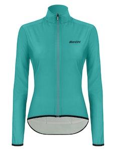Santini Nebula Puro Women's Windbreaker Jacket