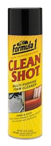 Formula 1 Muti-Purpose Foam Fabric Cleaner 539gm