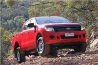 Global Ford Ranger hits Australian market with up to 3350kg tow claim