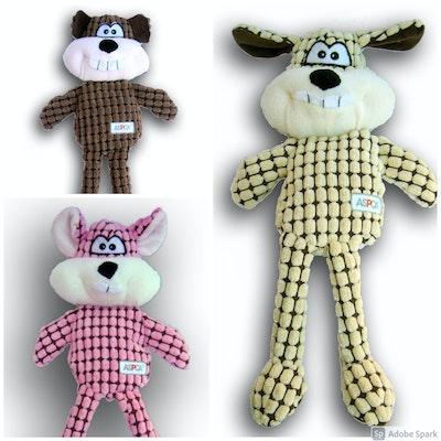 PetPat Pet Toys Bucktooth