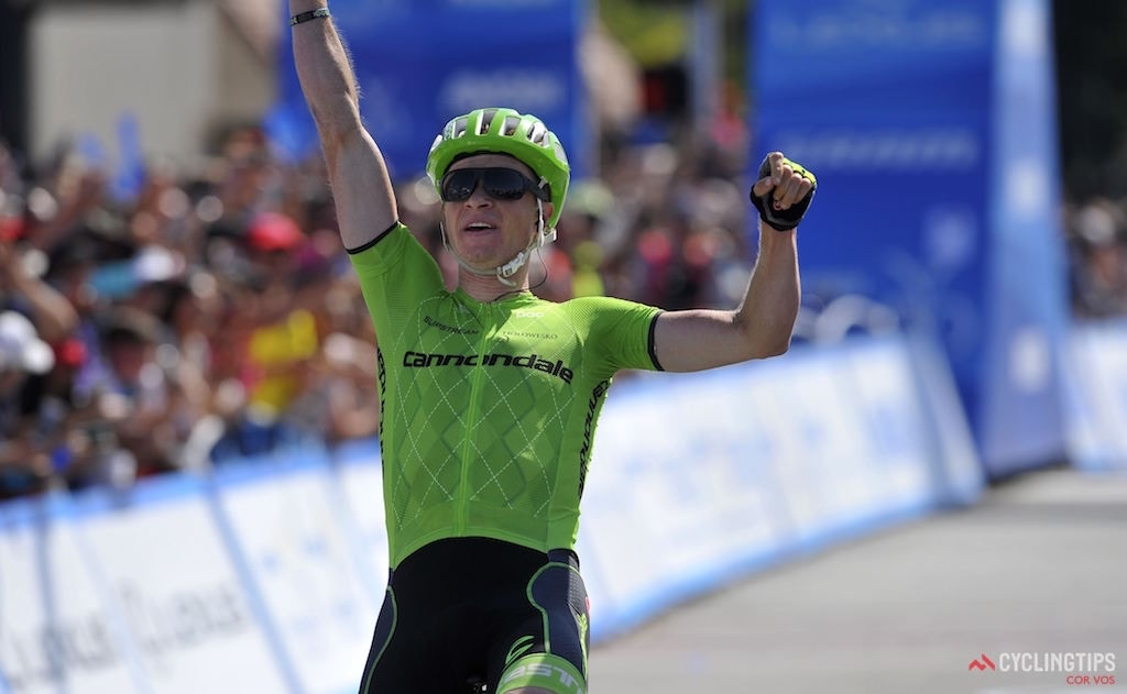King of the Breakaway: Cannondale on Top at Amgen Tour of California