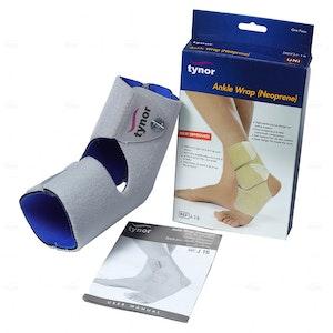Tynor Ankle Wrap (Neoprene)