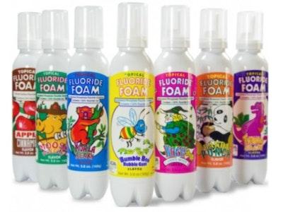 Fluoride Foam - Laclede