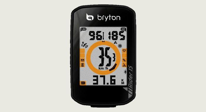 Bryton 15