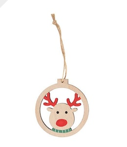 Christmas Reindeer or Puppy Decoration