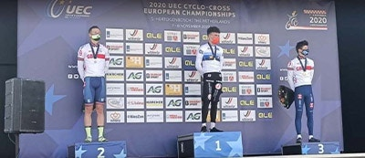 THE BRITISH THOMAS MEIN WINS THE CICLOCROSS EUROPEAN CHAMPIONSHIP SILVER MEDAL!