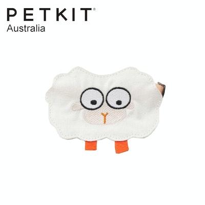 PETKIT Pet Saliva Towel Collar - Sheep