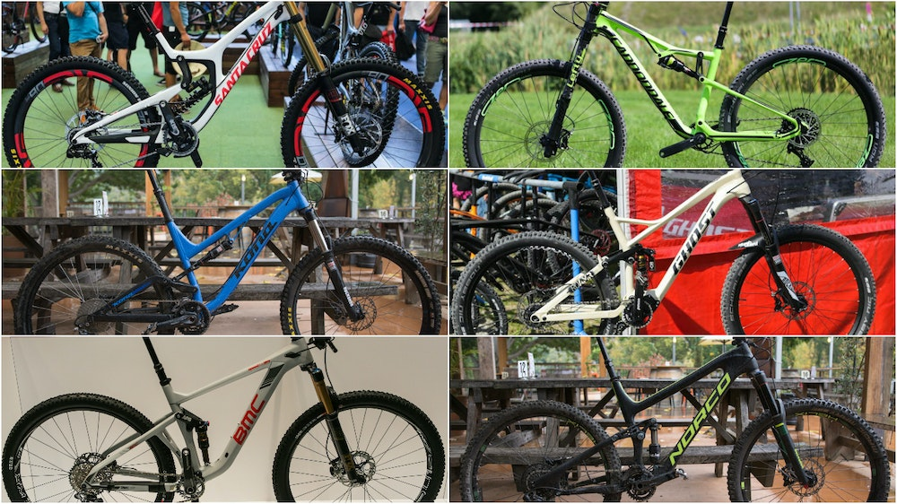 Mountain Bike Buyers Guide BikeExchange 2016 test