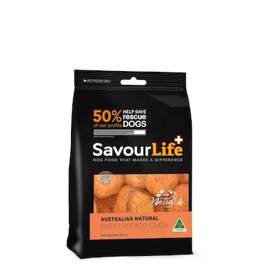Savourlife Australian Made Sweet Potato 150g