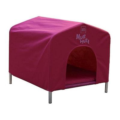 Zeez Platinum Mutt Hutt Dog House Kennel Shiraz - 4  Sizes