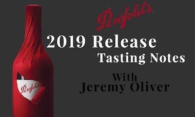Penfolds Release 2019 Tasting Notes