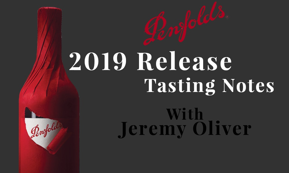Penfolds Release 2019 Tasting Notes