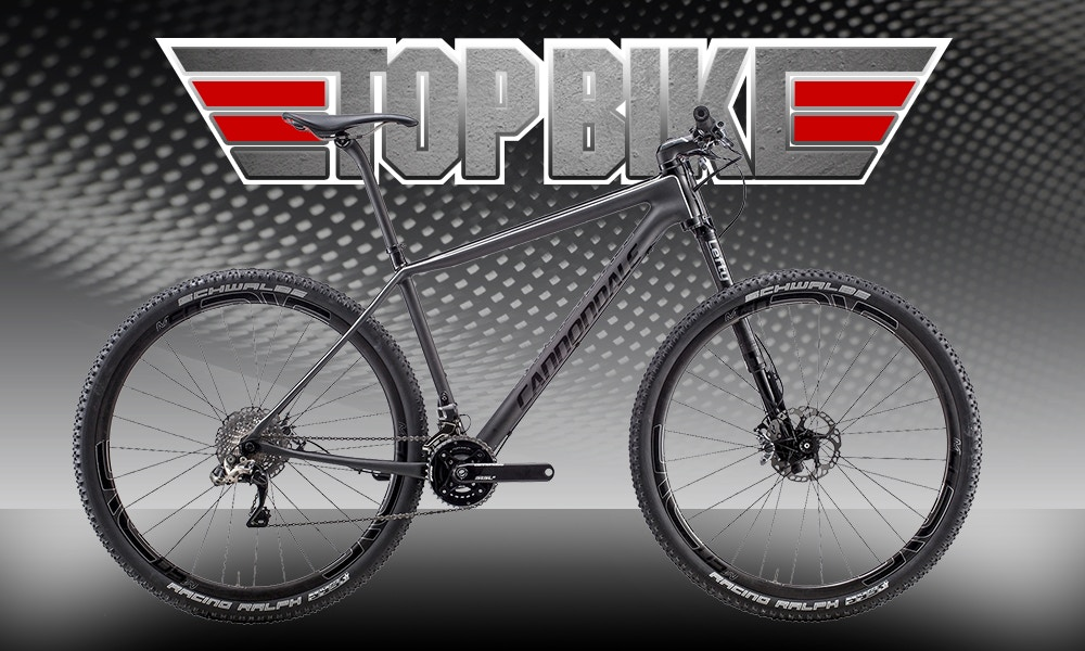Top Bike Awards - Cannondale Fsi Black Inc.