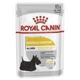 Royal Canin Dog Wet Pouch Dermacomfort Care Loaf 85g