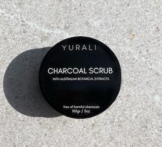 Yurali Charcoal Scrub