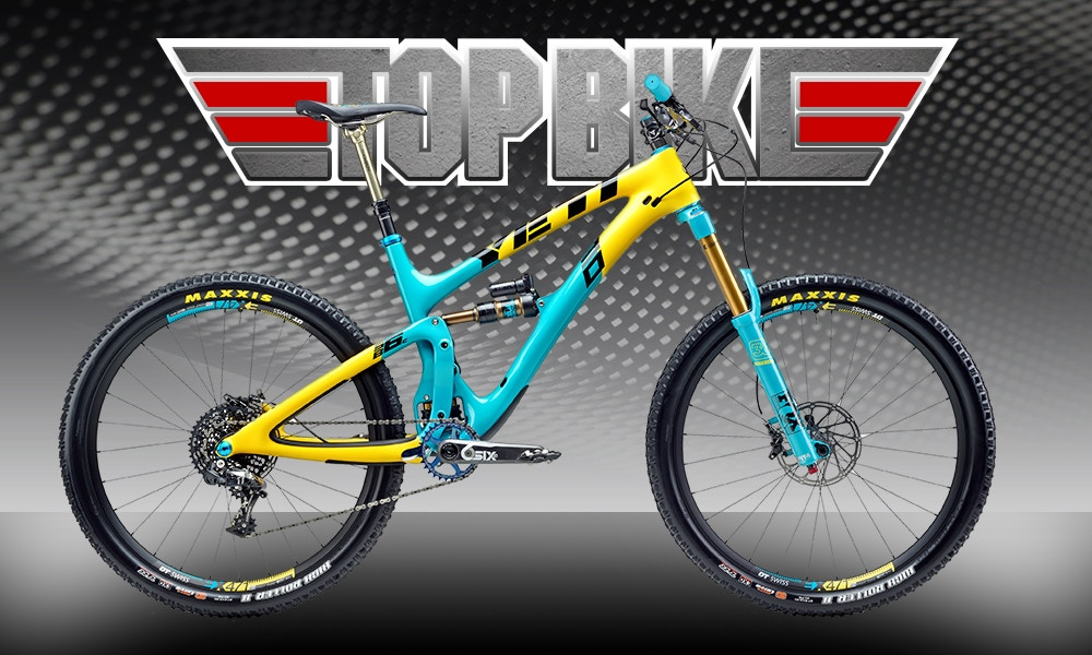 Top Bike Awards - Yeti SB6C