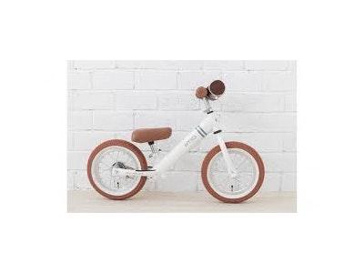 """iimo 12"""" Kickbike - White"""
