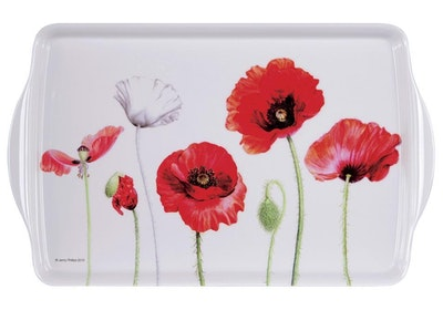 Ashdene: AWM Poppies Medium Tray