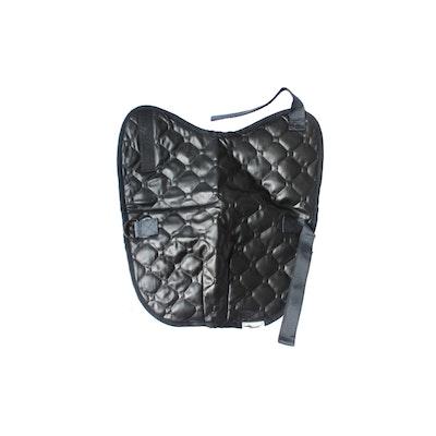 Ruff Diamond - Matte Black Puffer