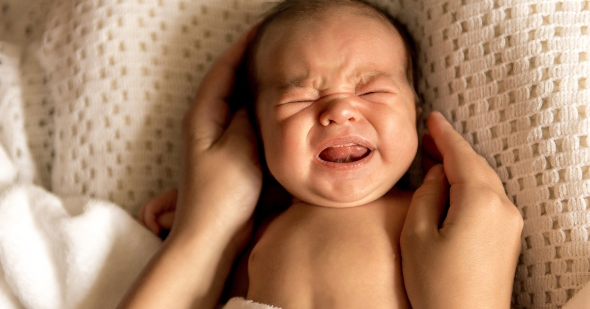 When your baby just won't sleep