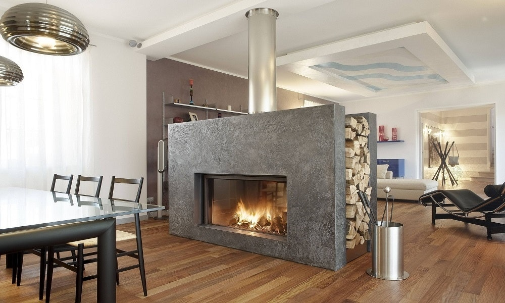 Wood heaters guide to choosing the right wood heater for Choosing a fireplace