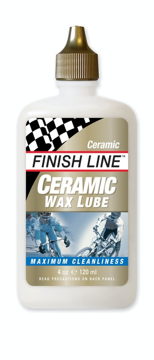 CERAMIC WAX LUBE 4oz DG12, Chain Lubricants