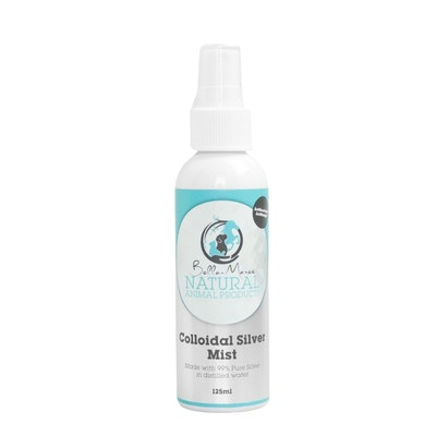 Bella Maree Natural Animal Products Colloidal Silver Spray Mist