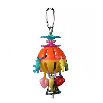 SuperBird Having A Ball Bird Toy for Small & Medium Birds 15.2 x 5cm
