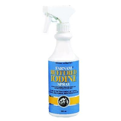 International Animal Health Farnam Buffered Iodine Spray 500ml