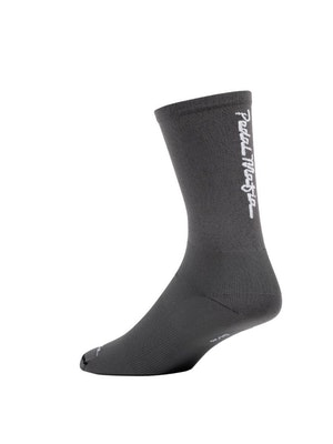 Pedal Mafia Sock - Charcoal