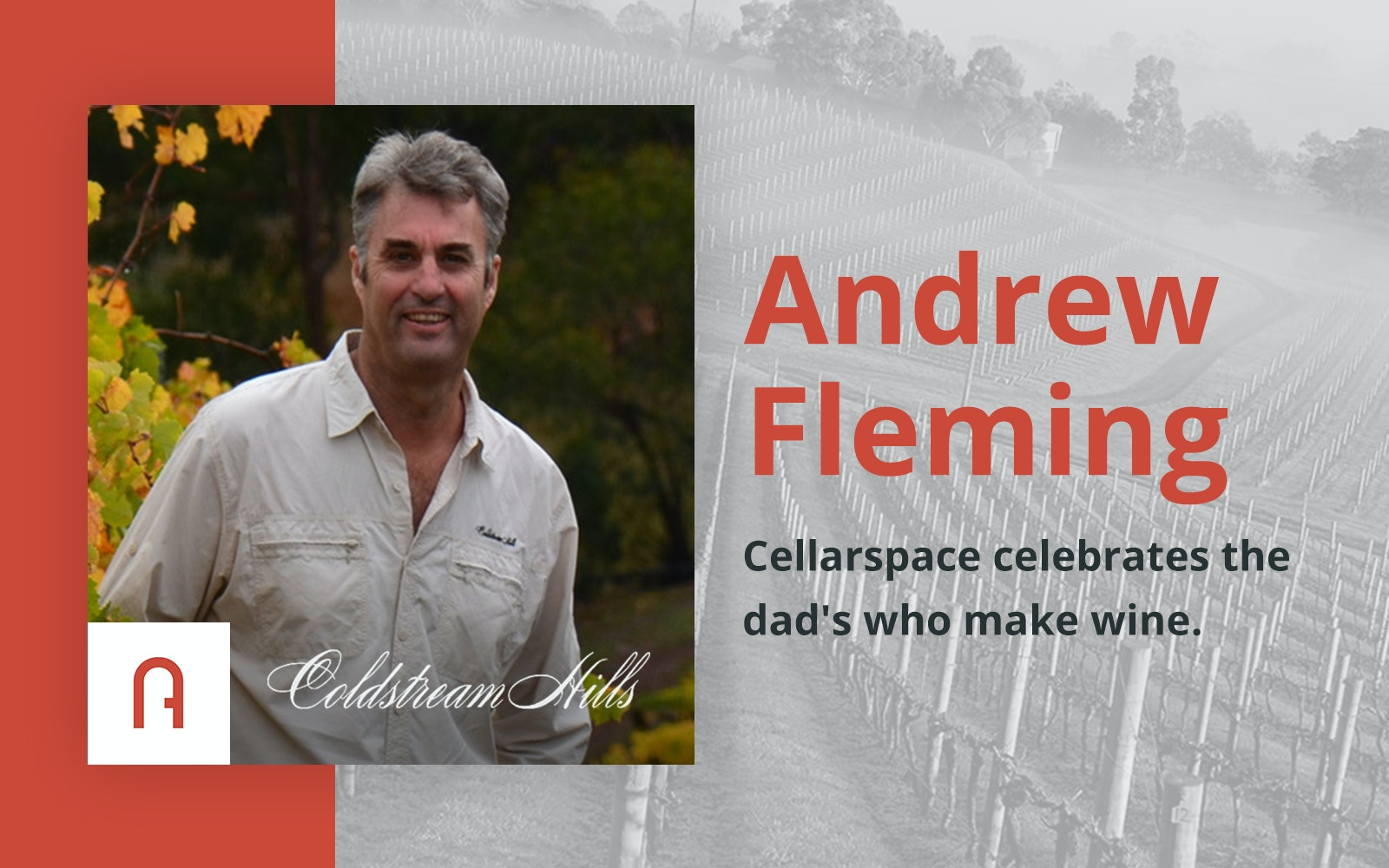 Meet the Winemaker-Andrew Fleming