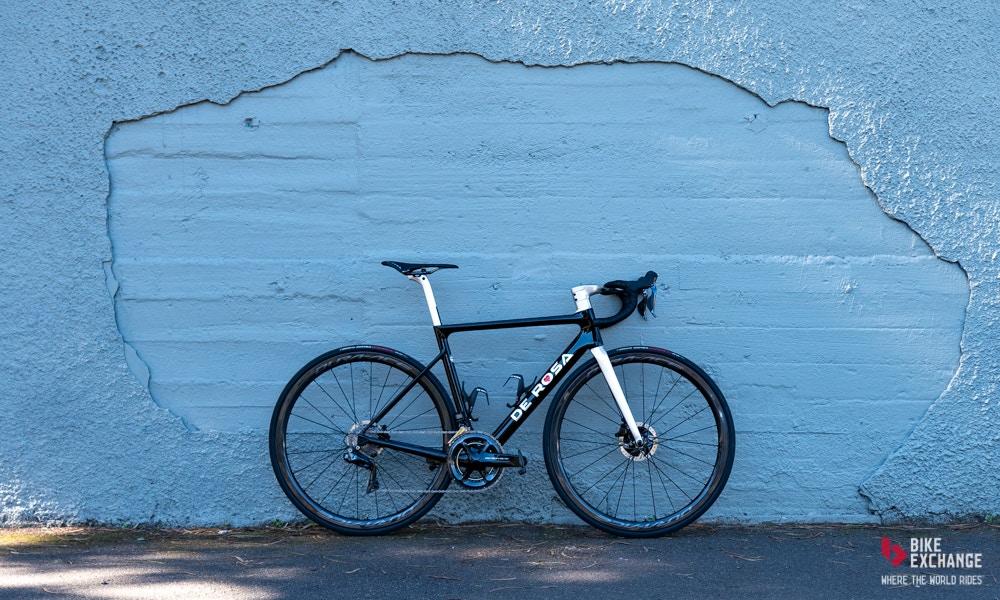 2020 De Rosa Merak Road Bike Review