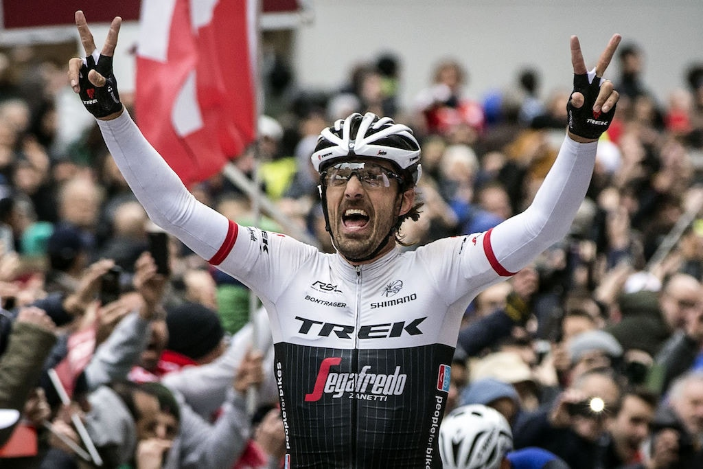 Despite looming retirement, Cancellara's passion on full display after Strade Bianche victory