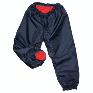 Silly Billyz Small Red/Navy Waterproof Pants