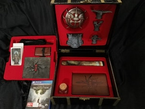 Dragon Age Inquistion: Inquisitor's Edition PS4 (Game Included)