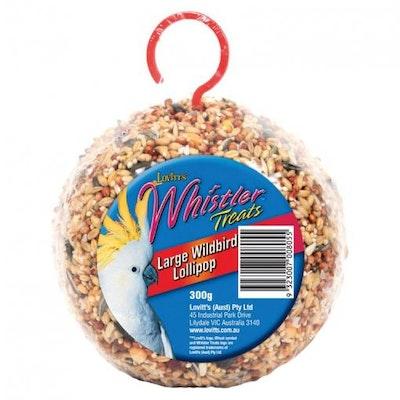 Whistler Large Wildbird Lollipop - 300gm