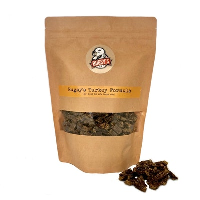 Bugsy Pet Supplies DRY FOOD | Bugsy's Air-Dried Turkey Meal Formula