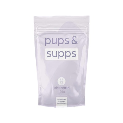 Joint Health - Pups and Supps | Daniels Pet Emporium