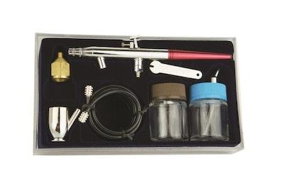 Air Brush Kit - 0.3mm Noz/Ex-Jar