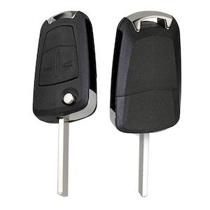 Silca Holden Astra 2 Button Replacement Flip Key Remote Shell