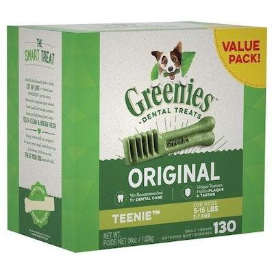 Greenies Original Teenie 1kg Value Pack