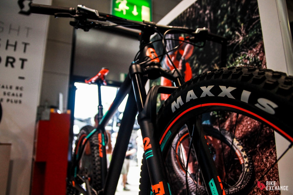 scott scale plus 2017 eurobike2016  2