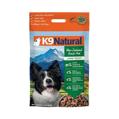 K9 Natural Lamb 3.6KG