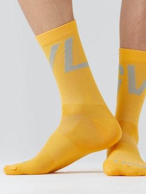 Givelo G Socks Yellow Gvl